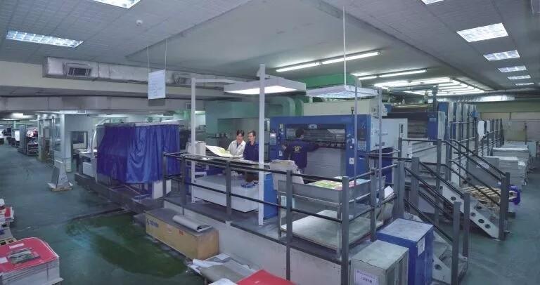 多次惠购 值得信赖 合作共赢 再创商机——安量彩印惠购高宝第六台印刷设备