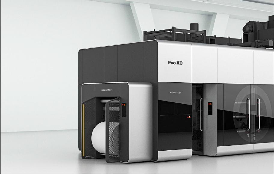 倒计时丨高宝将于CHINAPLAS 2021国际橡塑展发布紧凑型Evo系列柔版印刷机相关信息
